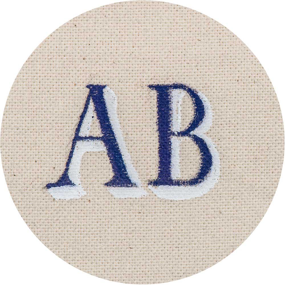 Monogram Option A